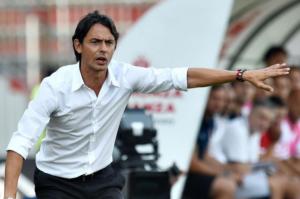 Inzaghi Milan parma tabù