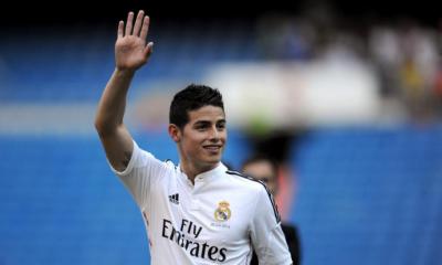 James Rodriguez, esordio in Liga per lui