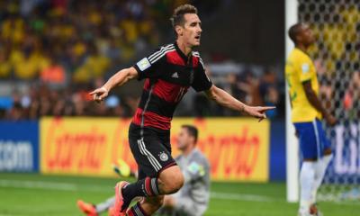 Klose miglior marcatore della storia dei Mondiali
