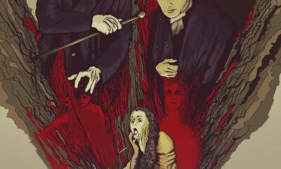 la locandina de Il gabinetto del Dottor Caligari