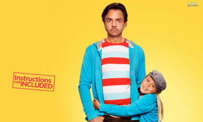 locandina di instructions not included, il primo film del regista messicano Eugenio Derbez.