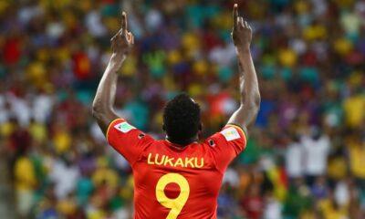 Lukaku risolutore per il Belgio.