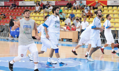 Macedonia-Italia 56-63 nel Torneo di Skopje
