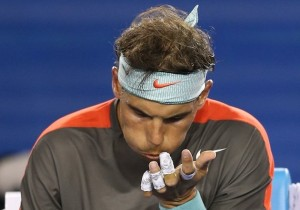 Rafael Nadal esce di scena a Wimbledon 2014