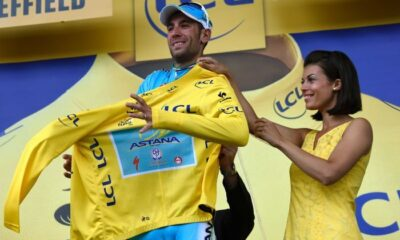 Vincenzo Nibali, il leader del Tour de France