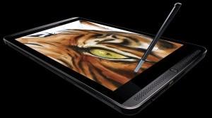 Nvidia: Lo schermo permetterà di usare anche un pennino