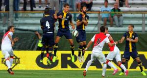 Il Parma battuto per 2-0 dal Monaco in amichevole
