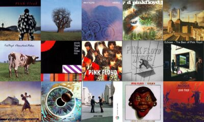 Pink Floyd albums