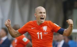 Arjen Robben guiderà l'Olanda all'assalto del terzo posto Mondiali