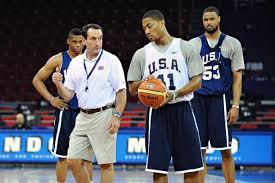 Derrick Rose,attualmente impegnato nel camp di Team USA a Las Vegas