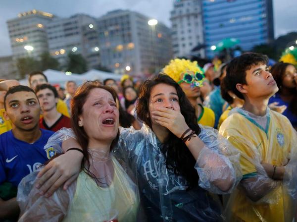 tifosi in lacrime