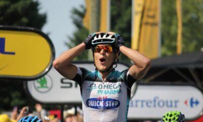 Matteo Trentin al Tour dello scorso anno