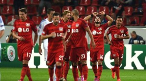 Il Leverkusen sotterra il Copenaghen, tedeschi ai gironi di Champions