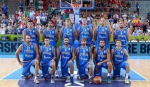 La Nazionale italiana di Basket, protagonista in questa Estate 2014 di 11 successi in 12 gare disputate, di cui 8 consecutivi.