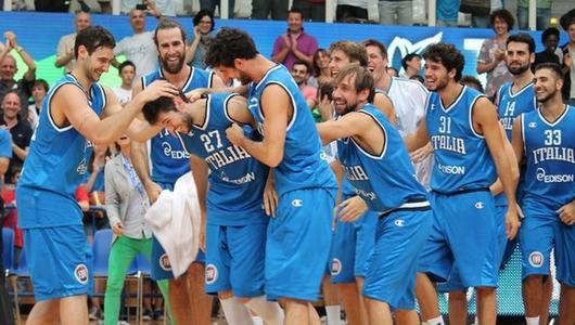 L'ItalBasket mette ko anche la Serbia e si aggiudica il Torneo di Trieste