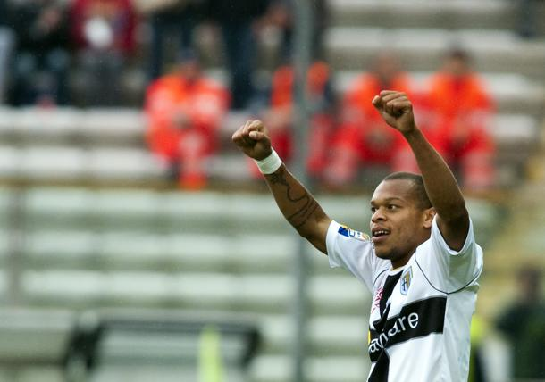Jonathan Biabiany, attaccante del Milan