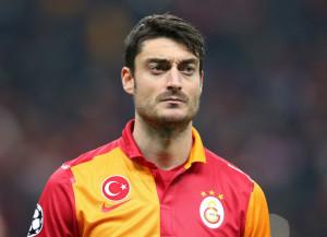 Albert Riera ai tempi del Galatasaray