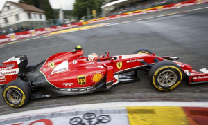 Fernando Alonso 4° nelle qualifiche del Gp del Belgio