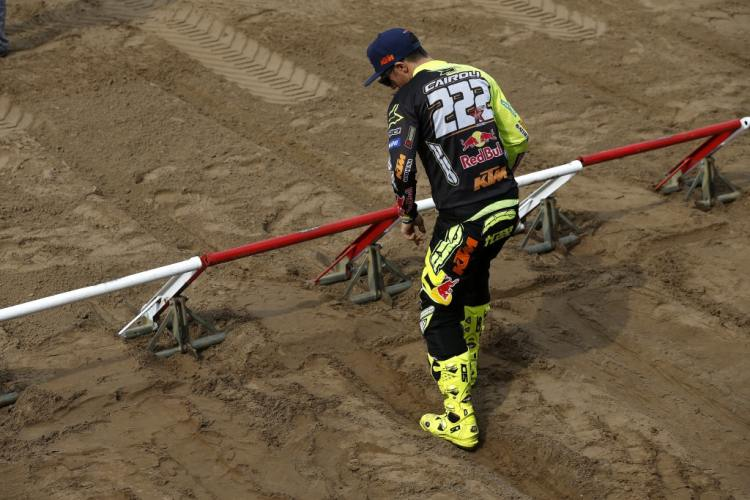 Cairoli GP Belgio