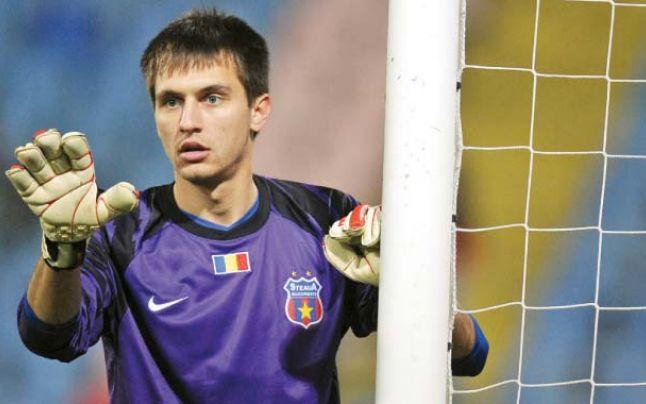Ciprian Tatarusanu, ex Steaua Bucarest, è il nuovo portiere della Fiorentina