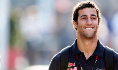 Daniel Ricciardo trionfa nel Gp di Spa davanti a Rosberg e Bottas