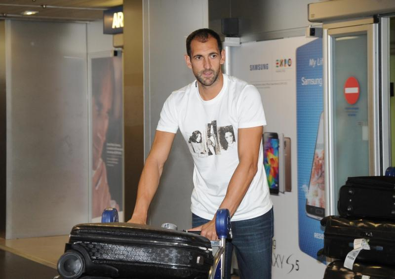 Diego Lopez, nuovo portiere del Milan
