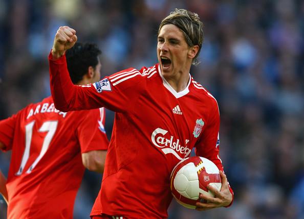 Torres Milan Liverpool Llorente