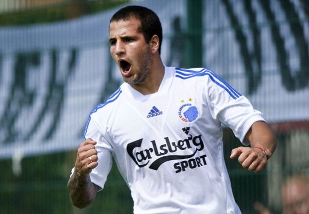 Franco Mussis, nuovo giocatore del Genoa