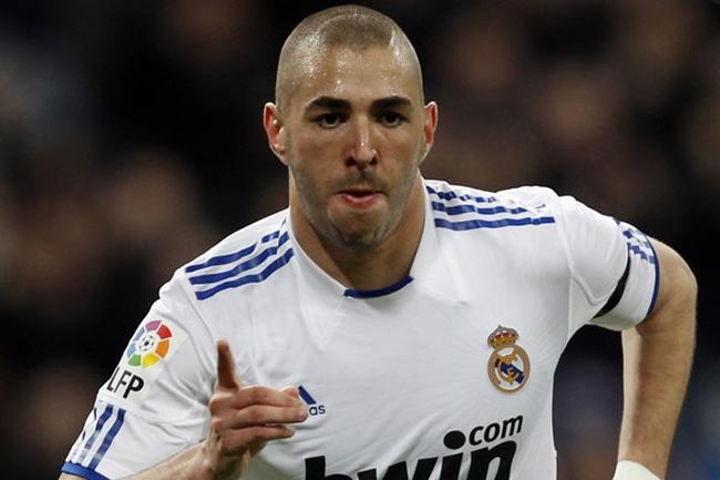 Benzema ludogorets - real madrid