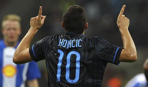 Mateo Kovacic, pilastro della nuova Inter di Mancini