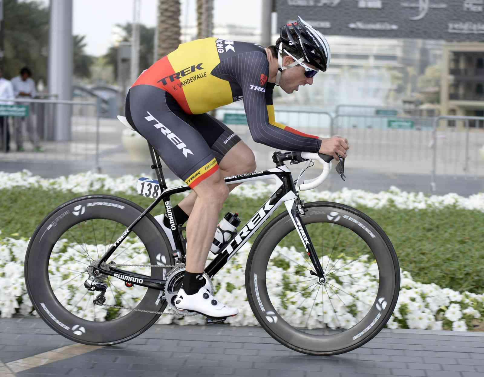 Il belga Vandewalle, vincitore dell'ultima tappa del Giro di Polonia