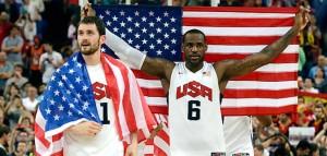 LeBron James, Kevin Love, l'anno prossimo li vedremo insieme ai Cavaliers