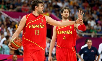 Marc e Pau Gasol, protagonisti e padroni di casa nel Mondiale di Basket in Spagna