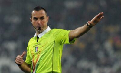 Guida dirigerà Roma-Fiorentina, 1^ giornata Serie A