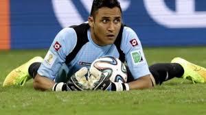 Keylor Navas, uno dei migliori portieri del Mondiale 2014