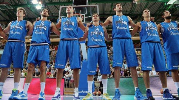 La Nazionale italiana di Basket
