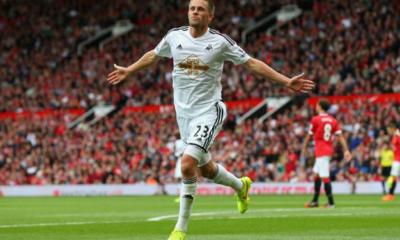Lo United sconfitto nella prima giornata di Premier dallo Swansea