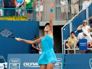 Ana Ivanovic, testa di serie numero 9, eliminata dallo US Open