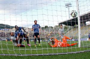 L'Atalanta batte 3-0 il Chievo in amichevole