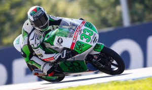 Enea Bastianini in Moto3
