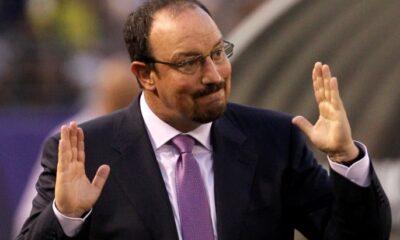 Rafa Benitez, ha vinto una Champions League con il Liverpool