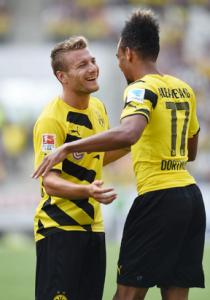 Il Chievo sconfitto di misura dal Borussia Dortmund in amichevole