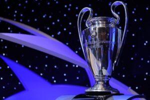 Il prestigioso trofeo della UEFA Champions League