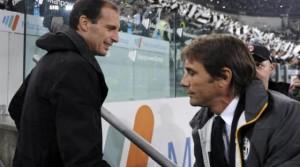 Conte-Allegri. La staffetta porterà altre vittorie alla Juve?