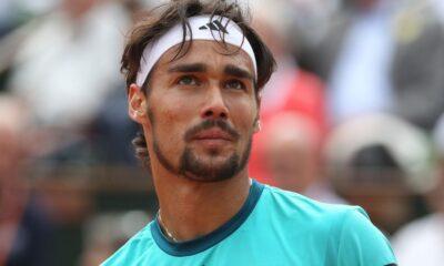 Fabio Fognini, numero 1 del tennis italiano, eliminato al secondo turno dell'ATP Toronto