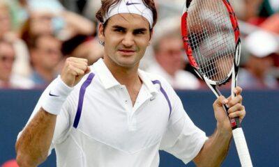 Roger Federer, finalista a Cincinnati. Per lui è la finale numero 121.