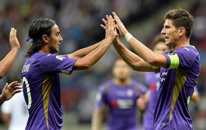 La Fiorentina batte 2-1 il Real Madrid in amichevole