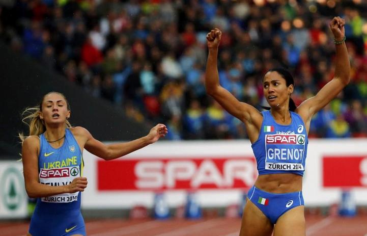 Europei 2014: Grenot regala la prima medaglia d'oro all'Italia