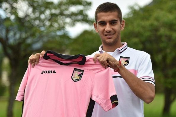 Chochev, nuovo centrocampista del Palermo