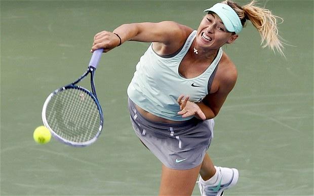Maria Sharapova in semifinale a Cincinnati